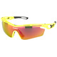 Rudy Project Tralyx SX Glasses Yellow Fluo Gloss/Multilaser Orange